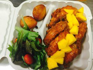 Buffalo Chicken Yah Mon Tampa Caribbean Restaurant