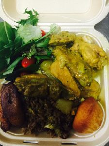 Yah Mon Tampa Caribbean Restaurant Curry Chicken Wings