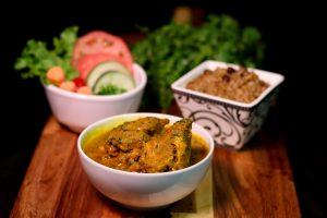 Yah Mon Caribbean Restaurant Curry Chicken